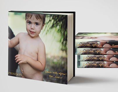 """Eden and After"" by Nan Goldin / book layout"