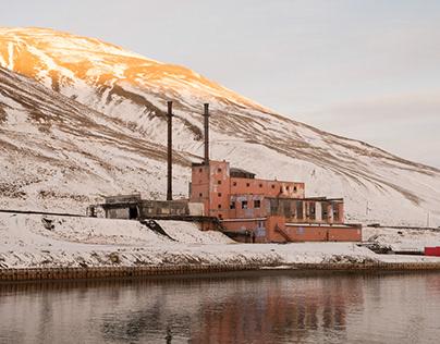 Svalbard Pyramiden