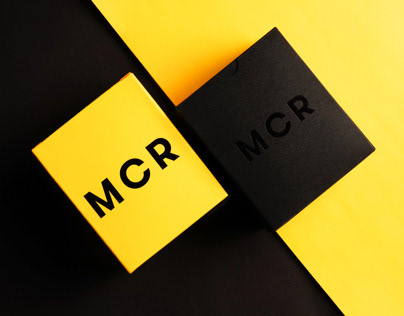MCR - Packaging Design