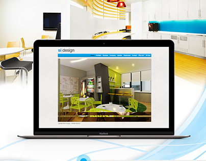 SI DESIGN Website Design