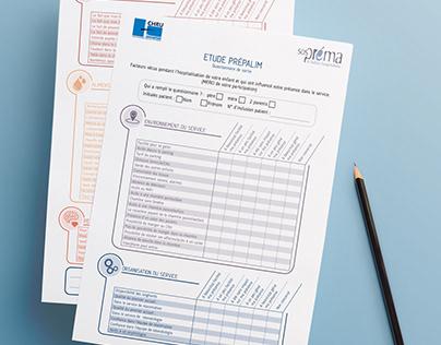 Documents de suivi SOS Préma Besançon