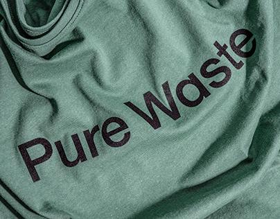 Pure Waste Rebranding