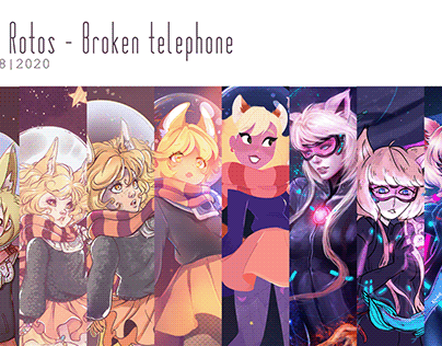 Rotos - Broken Telephone 2018-2020
