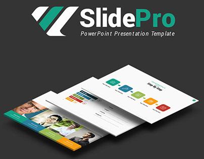 SlidePro - Business PowerPoint Presentation Template