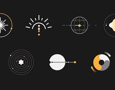 Logo design :: Orbital Revolution