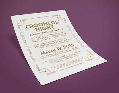 Crooners Night