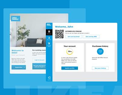 IKEA — kiosk, web, and mobile app design.