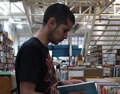 Beco dos livros