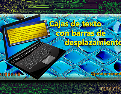 Text Box With ScrollBar_Prodpersonal Blog