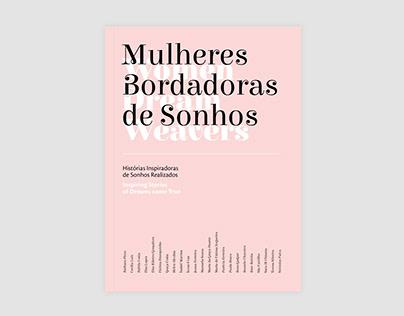 Livro - Mulheres Bordadoras de Sonhos