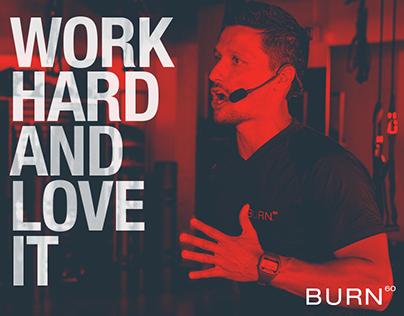 Burn 60 | Rebranding