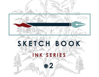 SKETCH BOOK - ink series .2