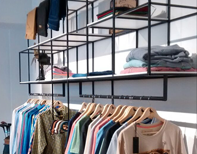 Clothing Store for BlackCrow Camisas