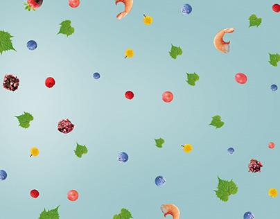 Food & Wine Festival / Print graphic design
