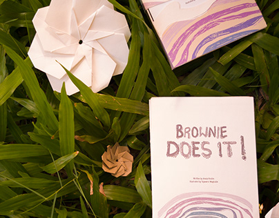 Zine - Brownie Does It!