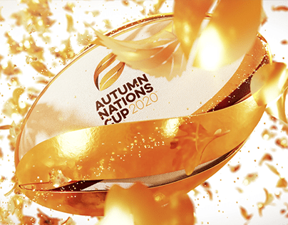 Autumn Nations Cup 2020 Title Sequence
