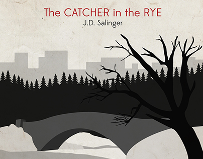 The Catcher in the Rye - Alternate book cover