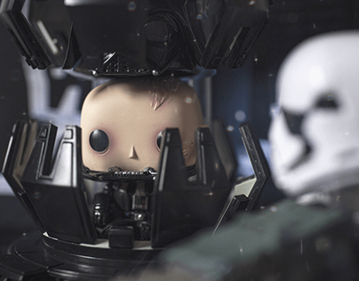 Darth Vader | Star Wars Funko 40th Anniversary