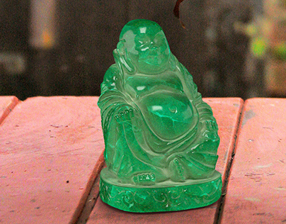Jade Buddha 3D