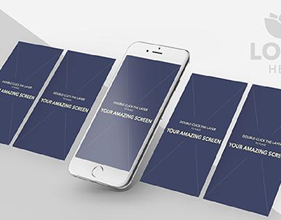 Free iPhone 6S Plus Mockup
