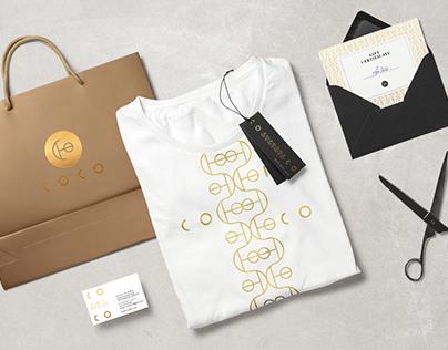Coco Store - Architecture & Branding