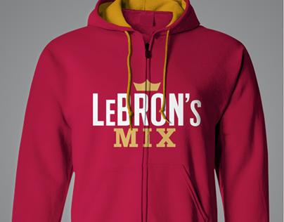 Sprite Lebron's Mix Launch
