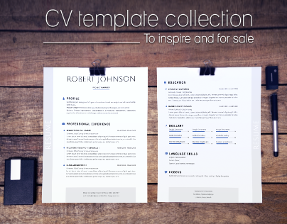 CV | Resume template collection