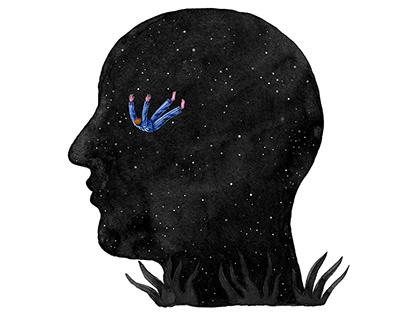 DoR / Depression / Editorial Illustration