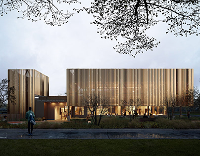 Bentleigh Library | Design by CO-OP
