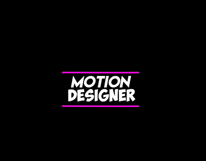 Reveal Text or Logo Motion Graphic