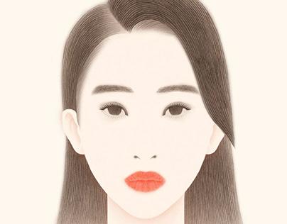 Shiseido in Shanghai