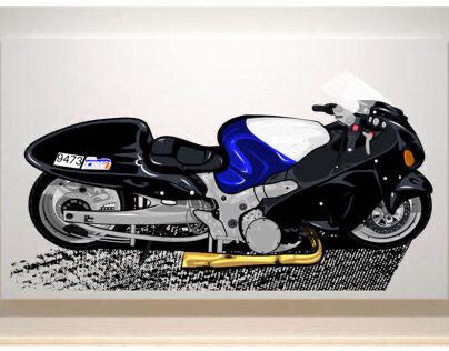 Custom Car Design Project - bike004