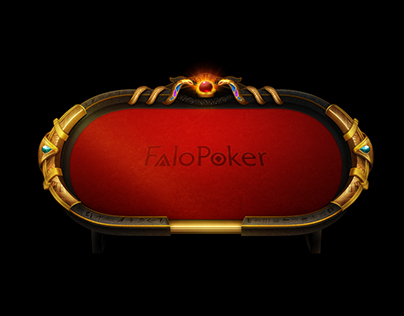 Falo Poker game scene
