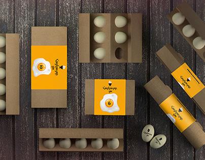 HAYKADZOR egg pack design