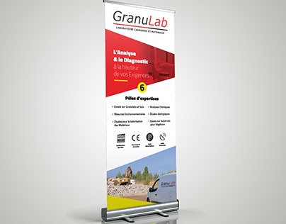 Rollup Granulab