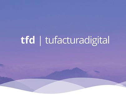 tfd - Tu Factura Digital