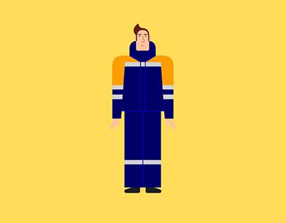 Lifeguard character