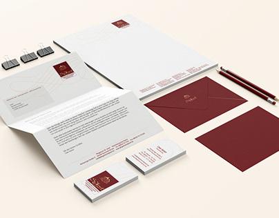 CI & Brochure Design // St. Josef