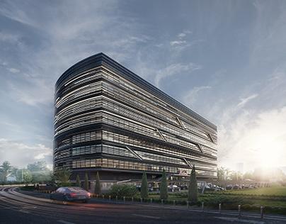 Business center Nobel