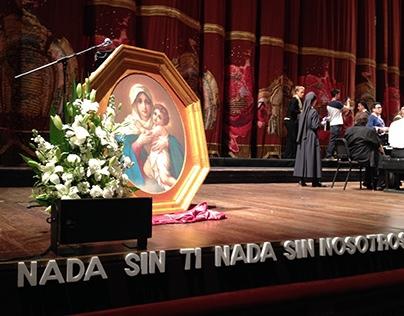 La Mater en el Teatro Colón
