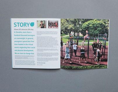 social impact award - annual report