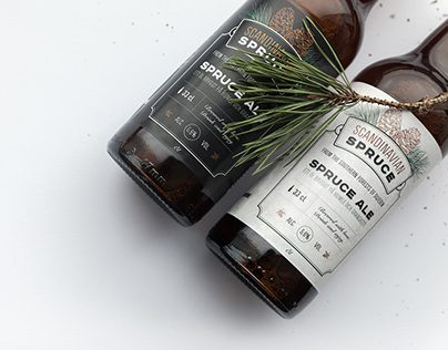 Scandinavian Spruce Ale