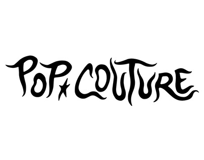 Pop Couture - Graduate Thesis