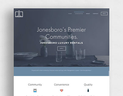 Jonesboro Luxury Rentals