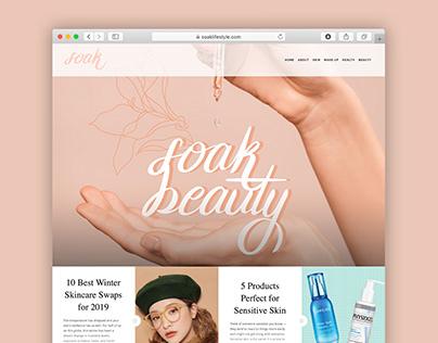 Beauty Blog Header