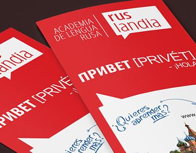 RUSSIAN LANGUAGE ACADEMY RUSLANDIA