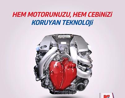 Kadoil - Ecomax Animasyon( Kalp Atışı )