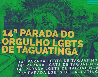 Parada do Orgulho LGBTS
