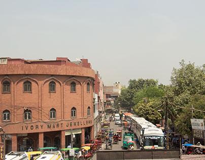 A Brunch Walk at Delhi's Famous - Chandni Chowk