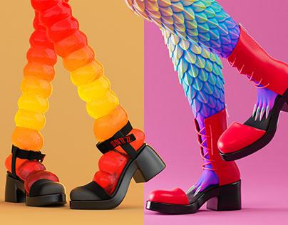 Sintezia Shoes